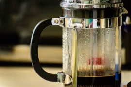 how to make french press Photo by Don LaVange Source: https://www.flickr.com/photos/wickenden/7451577516