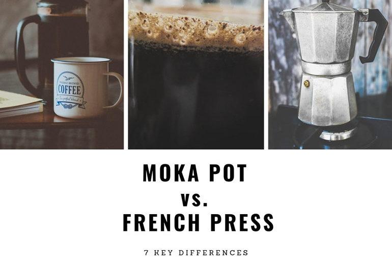 moka pot vs french press
