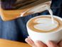 how to steam milk for coffee at home