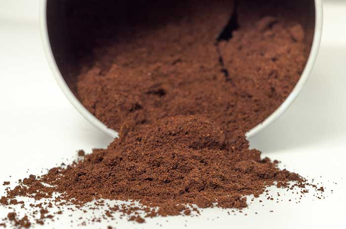 how to soften hardened coffee powder